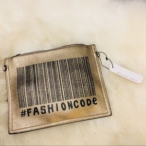 Socrushin Bags - Gold & Black FASHION CODE  Versatile Purse